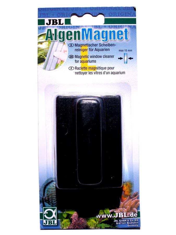 JBL AlgenMagnet L nettoyeur de vitre aimanté pour l\'élimination des algues 15 mm