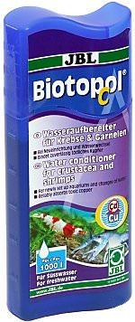 JBL Biotopol C 100 ml conditionneur d\'eau pour les crustacés d\'eau douce
