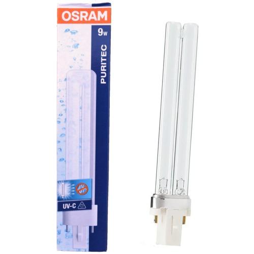 Ampoule UV-C 9W Osram Puritec HNS ampoule UV-C compact universelle 16,5 cm avec culot G23