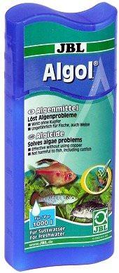 JBL Algol 100 ml résout et régule rapidement les problèmes d\'algues