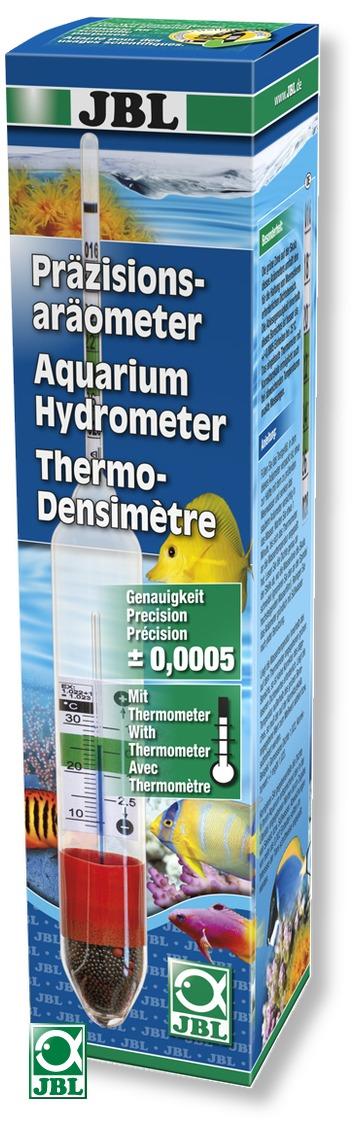 JBL Densimètre haute gamme de précision avec thermomètre intégré