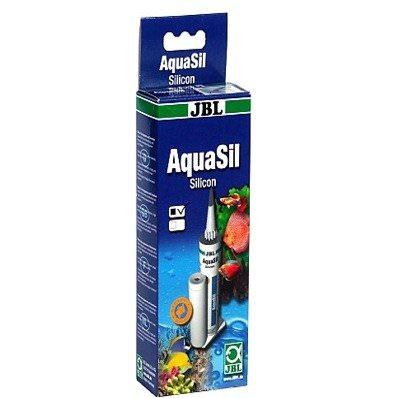 JBL AquaSil 310 ml silicone noir pour l\'assemblage d\'aquarium