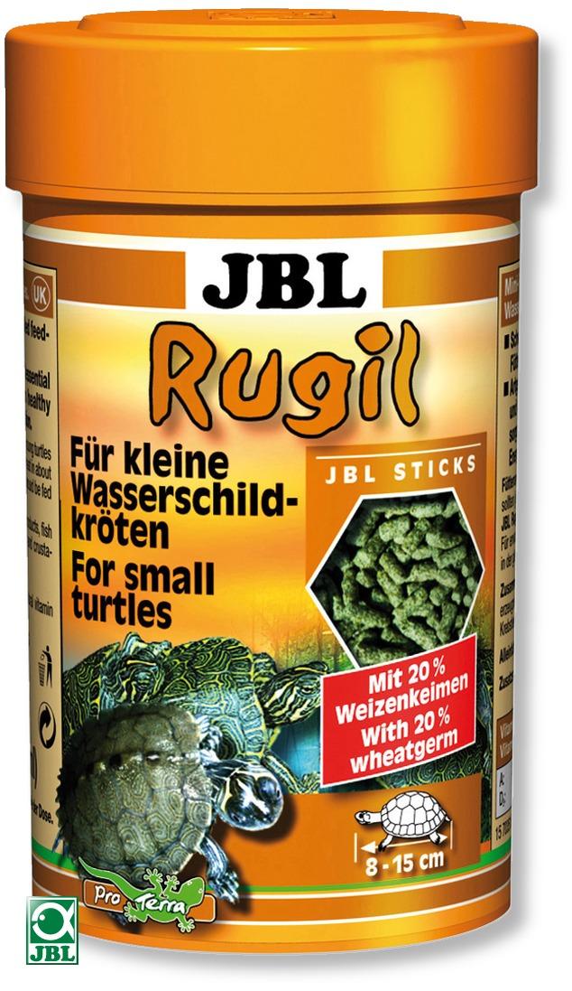 JBL Rugil 100ml nourriture d\'élevage en bâtonnets pour petites tortues