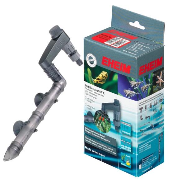 Eheim 4004310 kit installation 2 de refoulement universel for Boutique aquariophilie