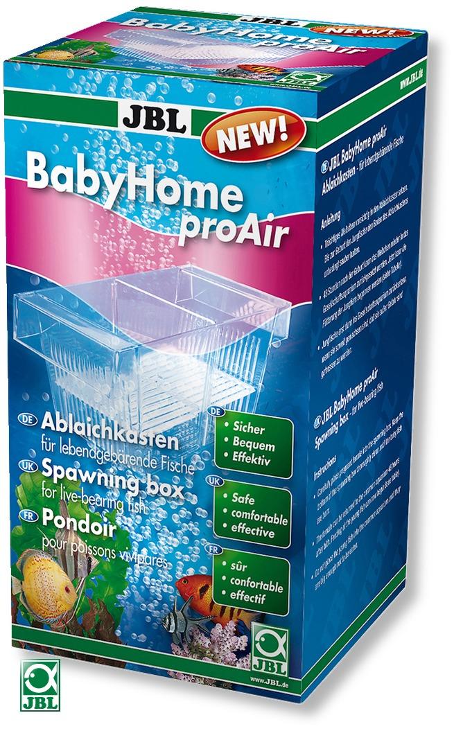 Pondoir JBL BabyHome proAir 3 en 1 nouvelle génération avec possibilité de la raccorder à un aérateur