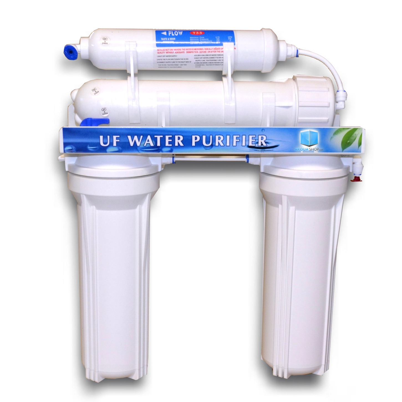Purificateur par Ultra-Filtration pour l\'obtention d\'une eau pure pour votre aquarium
