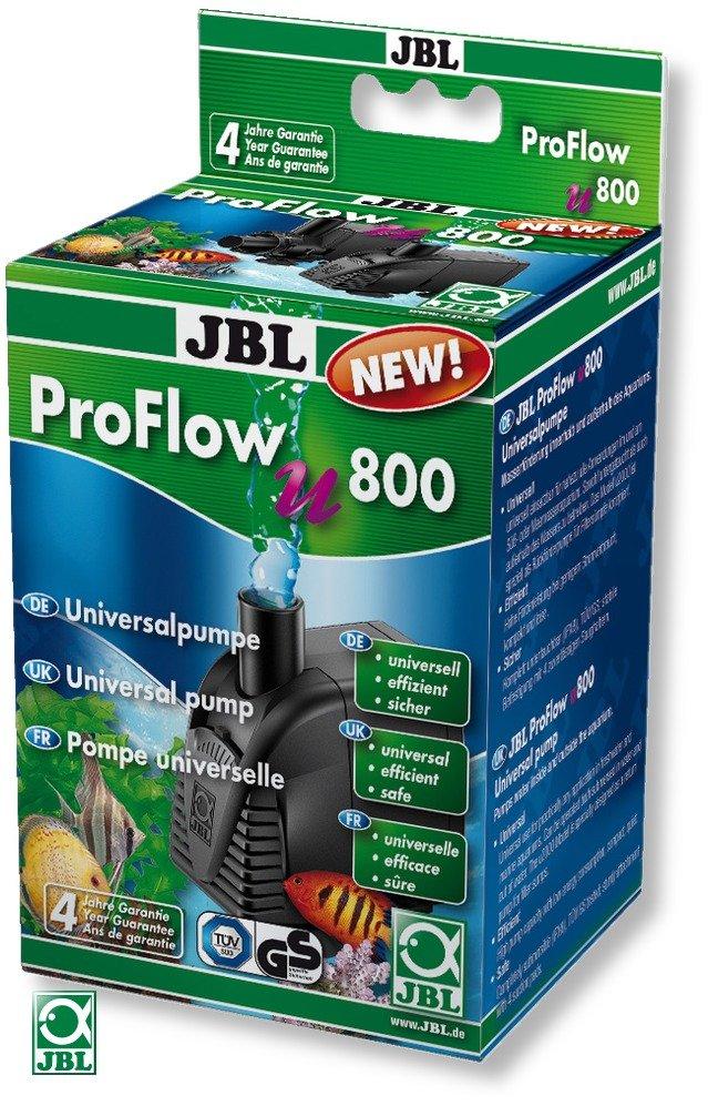 JBL ProFlow u800 pompe universelle avec débit fixe de 900 L/h pour aquarium d\'eau et d\'eau de mer