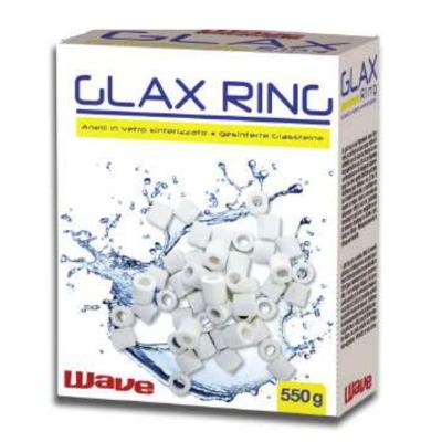 WAVE Glax Ring 550 gr. materiau en céramique au grand pouvoir filtrant pour filtre biologique