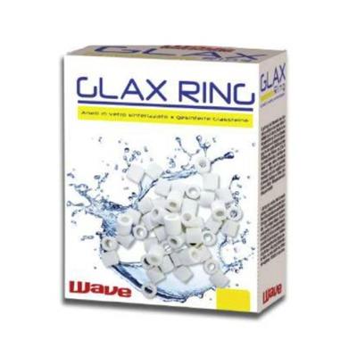 WAVE Glax Ring Mini 200 gr. materiau en céramique au grand pouvoir filtrant pour filtre biologique