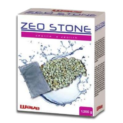 WAVE Zeo Stone 1200 gr. zéolite pour l\'absorption de l\'ammoniaque et des phosphates en eau douce et eau de mer