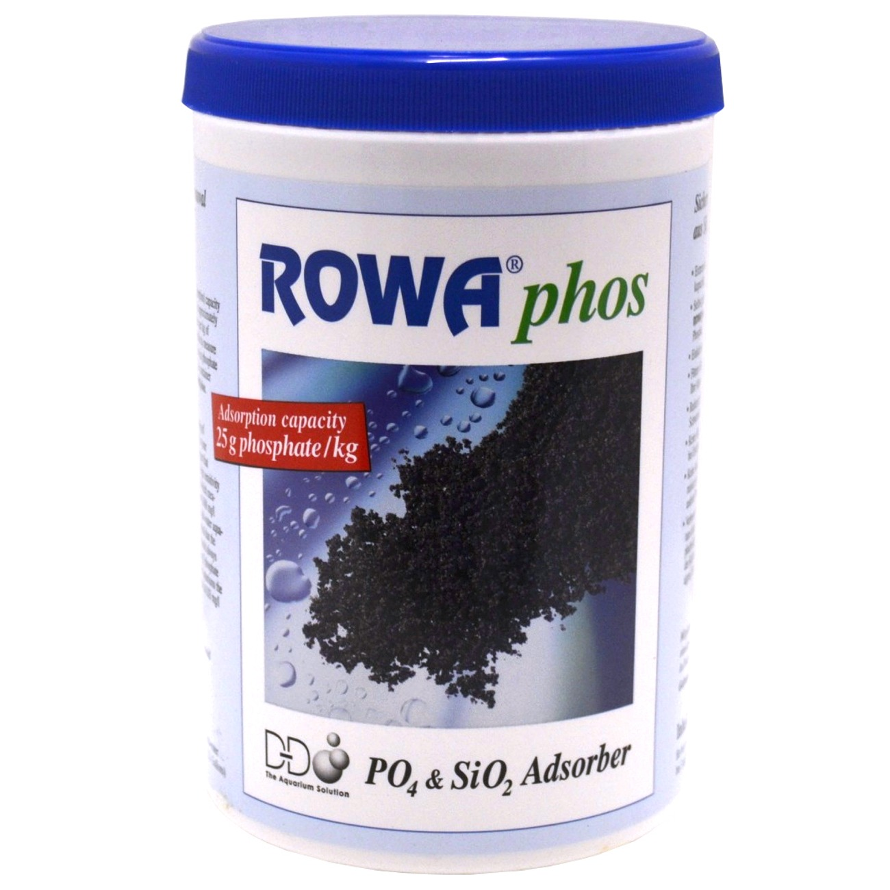 D-D RowaPhos 1000 gr. anti-phosphate reconnu comme le plus efficace au monde eau douce et eau de mer