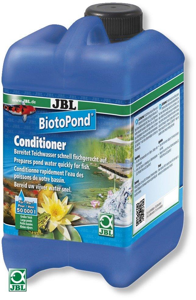 JBL BiotoPond 2,5 L conditionneur d\'eau pour bassin. Traite jusqu\'à 50000 L