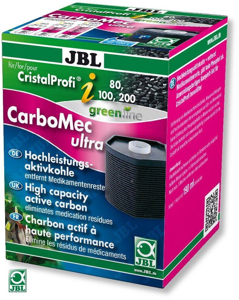 JBL CarboMec Ultra (charbon actif) pour filtre CristalProfi et CristalProfi GreenLine i80, i100, i200