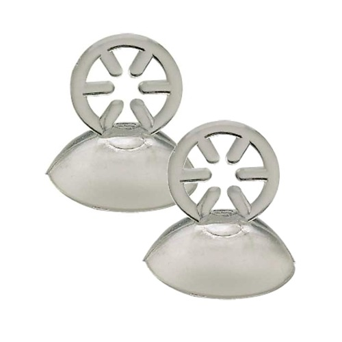 Lot de 2 ventouses à anneau HOBBY pour le maintien des tuyau 4/6 mm dans l\'aquarium