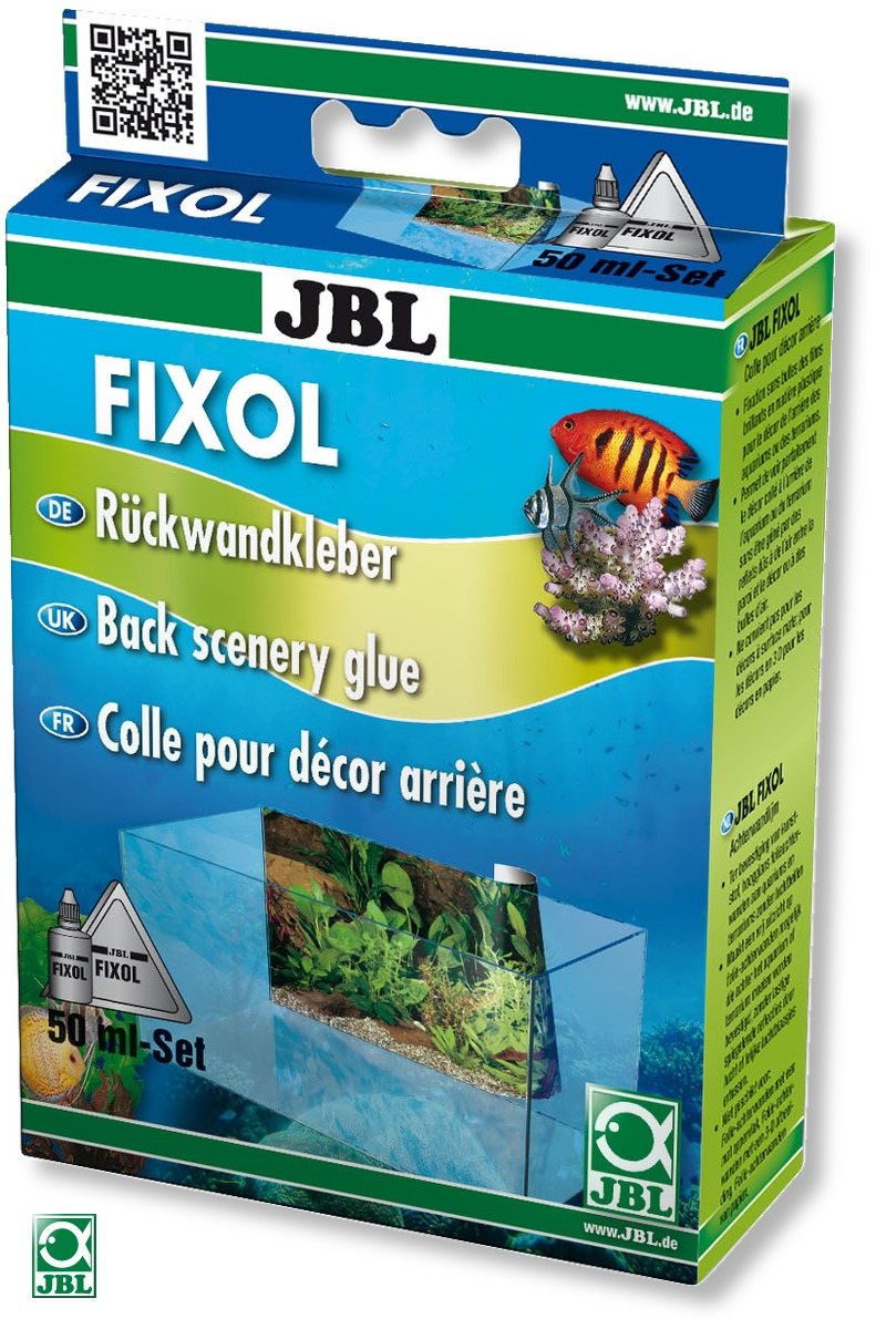 jbl fixol colle pour fixation de posters sur vitre d 39 aquarium arri re akoua 39 shop. Black Bedroom Furniture Sets. Home Design Ideas