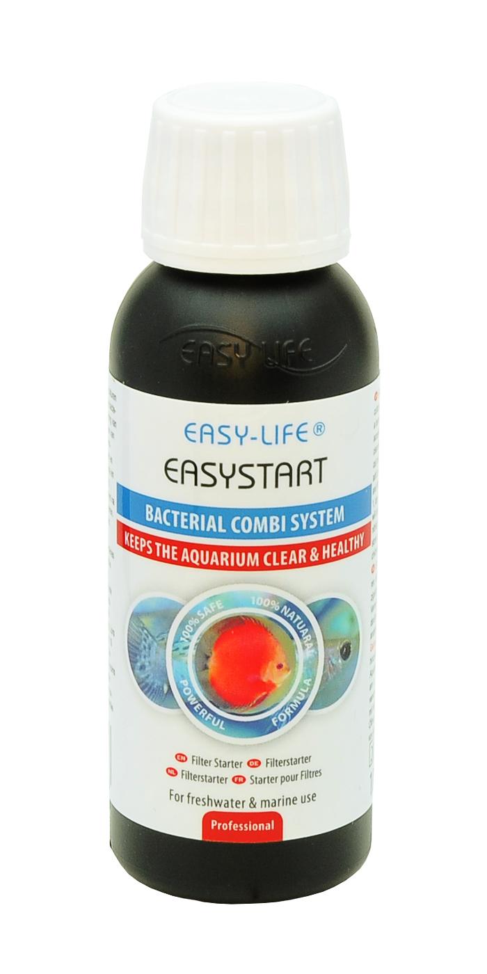 EASY-LIFE EasyStart 100ml conditionneur naturel pour le démarrage des aquariums jusqu\'à 500 litres