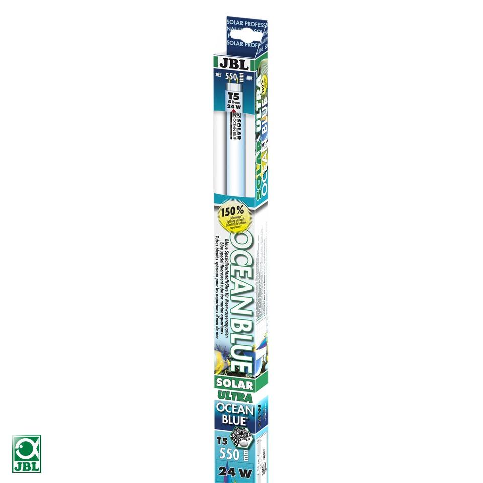 Jbl solar ocean blue ultra t5 tube n on bleu sp cial avec for Tube neon aquarium