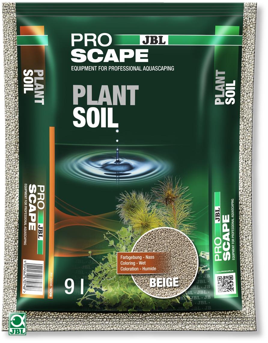 JBL ProScape Plant Soil Beige 9 L substrat d\'aquarium beige spécialement conçu pour les aquariums avec plantes