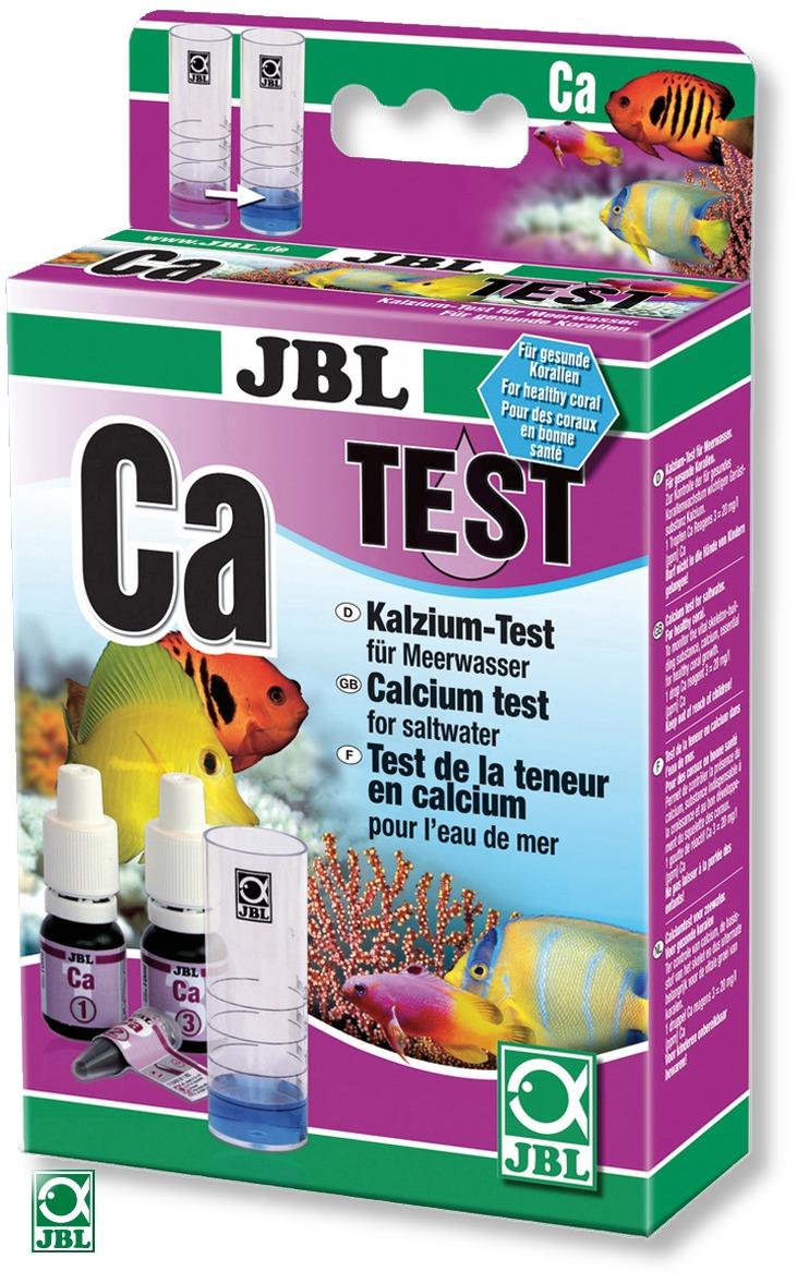 JBL Test Ca pour la mesure du calcium en eau de mer