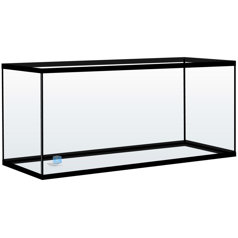 Aquarium nu 360 litres avec cornières 120 x 50 x 60 cm. Cuve nue livrée sans équipement