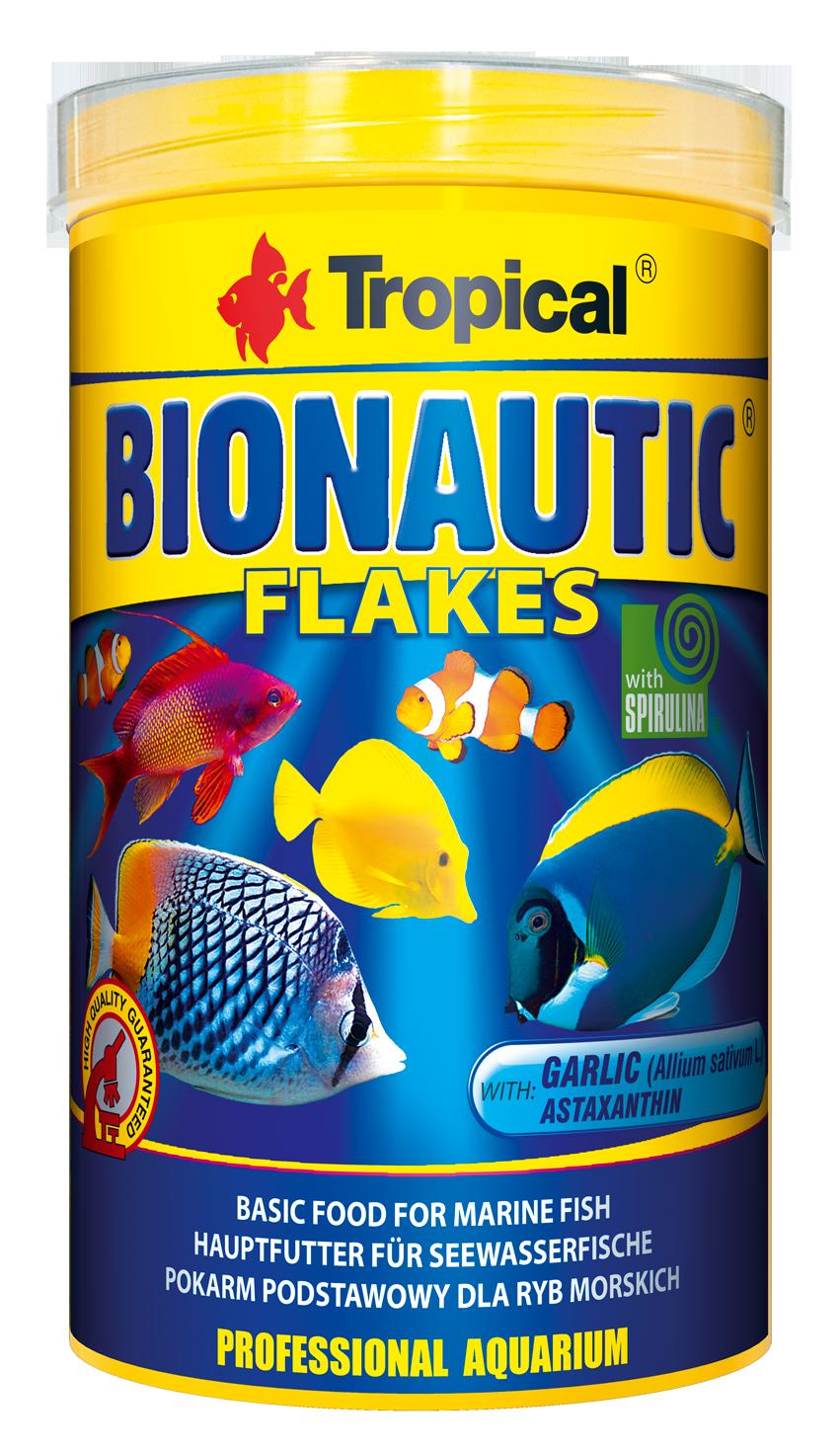 TROPICAL BioNautic 100ml nourriture granulée multi-ingrédients pour poissons d\'eau de mer, crustacés et invertébrés