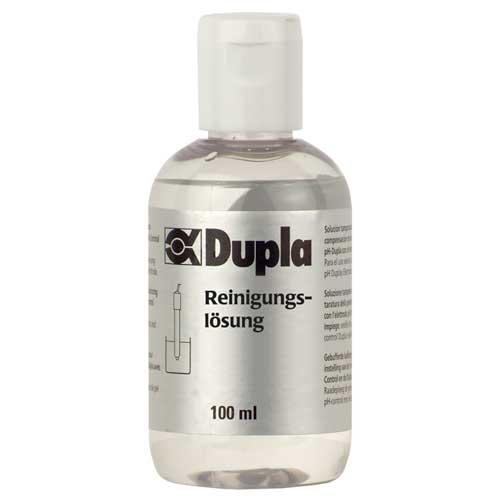 DUPLA Solution de nettoyage 100 ml pour l\'entretien des électrodes pH