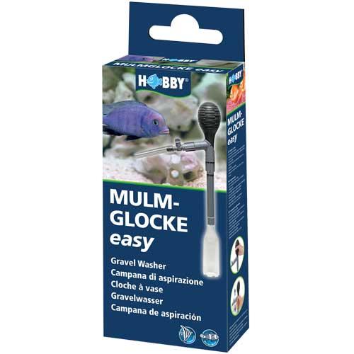 HOBBY Mulmglocke Easy cloche très pratique pour le nettoyage du fond de l\'aquarium et changements d\'eau