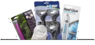 Accessoires et matériel divers eau de mer