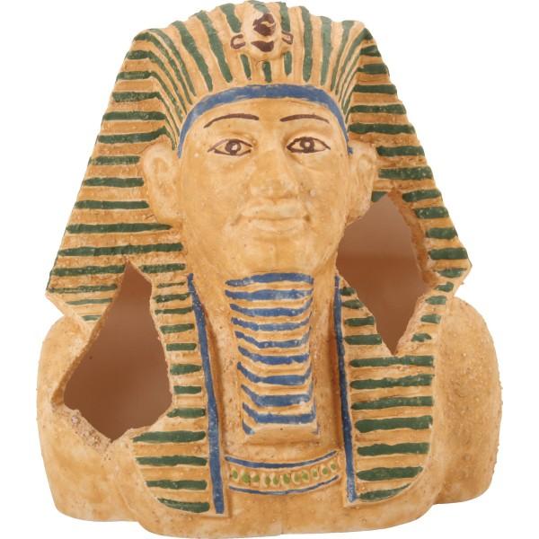 Decoration Pour Aquarium Tete Pharaon Egyptiens Decorations Pour