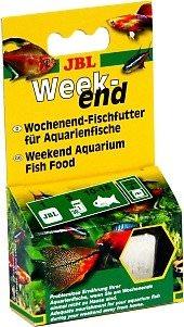 JBL Weekend nourrit vos poissons exotiques pendant 3 jours