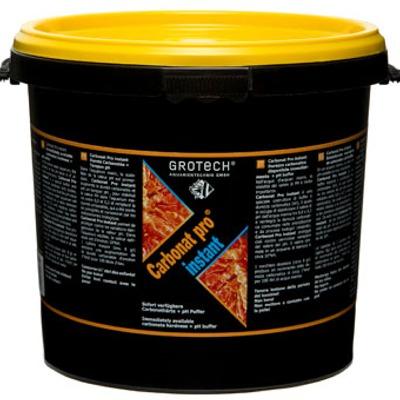 GROTECH Carbonat Pro Instant 3 Kg augmente la dureté carbonatée et stabilise le pH de l\'eau de mer