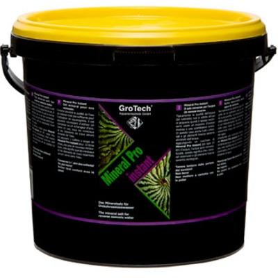GROTECH Mineral Pro Instant 3 Kg sels minéraux pour la reminéralisation de l\'eau osmosée