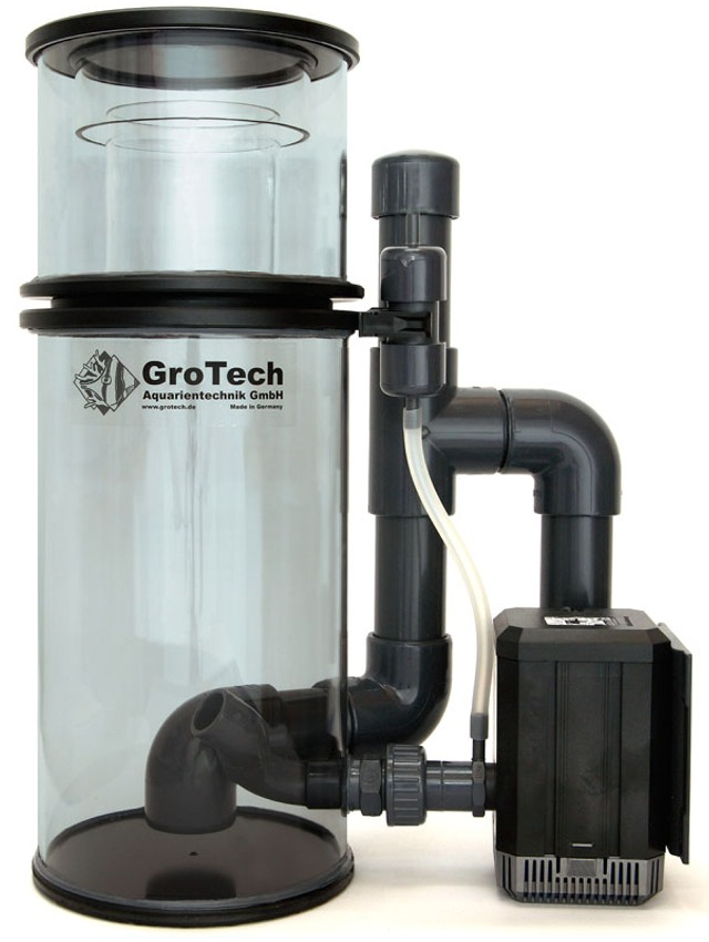 GROTECH HEA200 S écumeur interne avec pompe Eheim 1260 pour aquarium marins jusqu\'à 2500 L