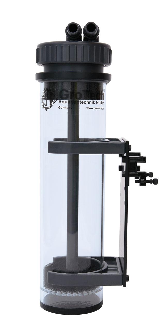 GROTECH UF-110 filtre à lit fluidisé universel 3 L pour charbon, résines et Bio-Pellets