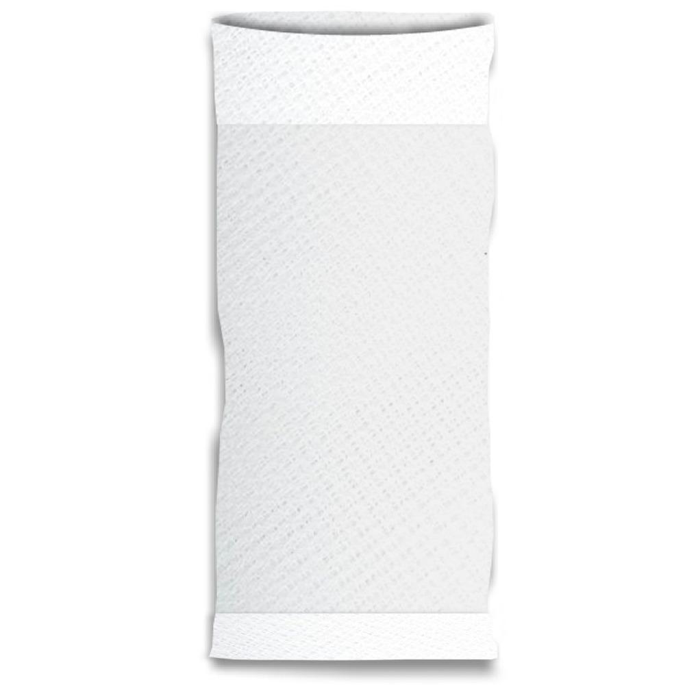 Sac blanc 12 x 25 cm à maille fine pour masses filtrantes d\'aquarium
