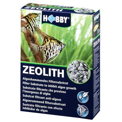 HOBBY Zéolite 1000 gr. masse de filtration absorbant les matières polluantes et les substances putréfiées