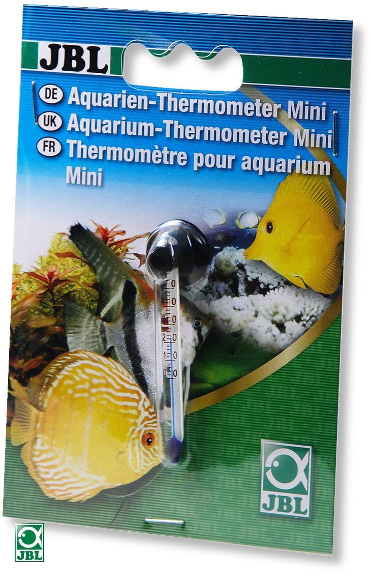 JBL Mini-Thermomètre de seulement 6 cm pour nano-aquarium