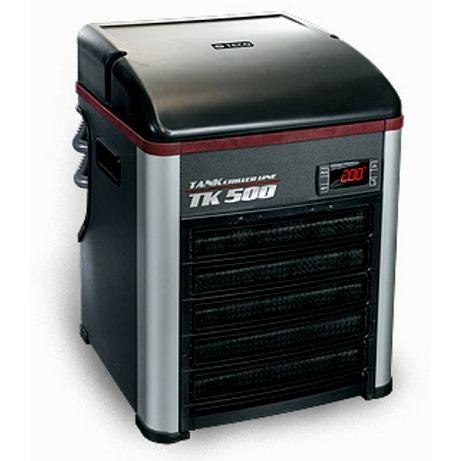 TECO TK500 Wi-Fi groupe froid refroidisseur d\'eau avec chauffage intégré pour aquarium jusqu\'à 500 L