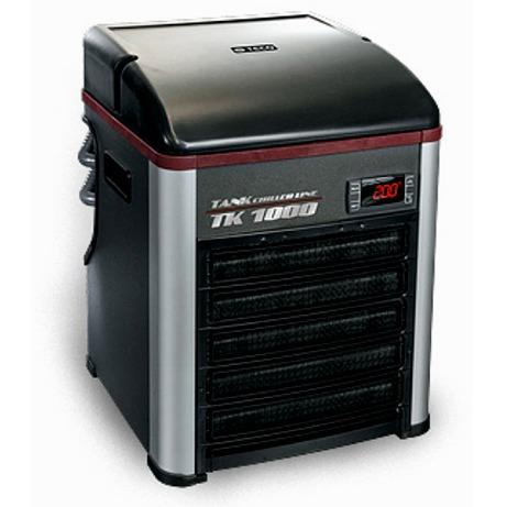 TECO TK1000 Wi-Fi groupe froid refroidisseur d\'eau avec chauffage intégré pour aquarium jusqu\'à 1000 L