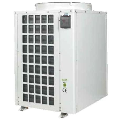 TECO TK15K groupe froid professionnel avec chauffage intégré pour aquarium et viviers jusqu\'à 15000 L