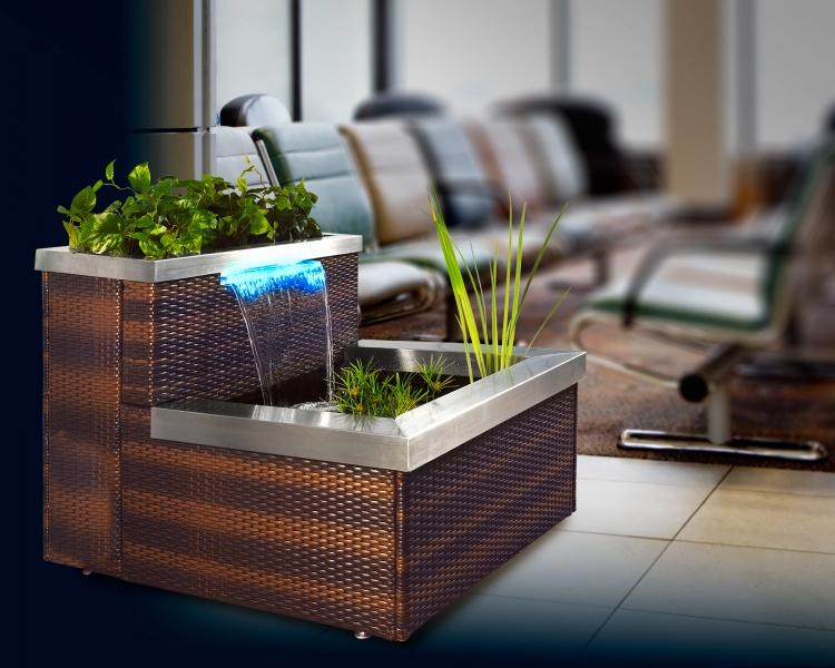Theiling bassin lounge de luxe pour int rieur ou terrasse for Petit bassin de terrasse