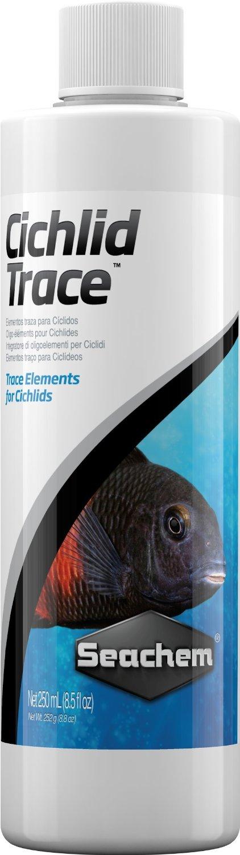 SEACHEM Cichlid Trace 250 ml oligo-élements pour Cichlidés