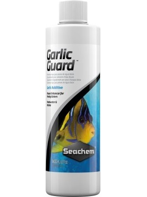 SEACHEM GarlicGuard 250ml accélérateur d\'appétit à base d\'ail pour les poissons difficiles à nourrir
