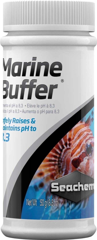 SEACHEM Marine Buffer 50 gr. stabilise le pH à 8.3 en aquarium marin