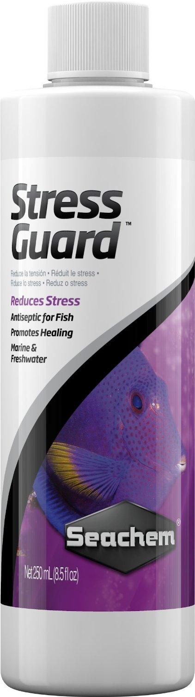 SEACHEM StressGuard 250 ml cicatrisant pour poissons