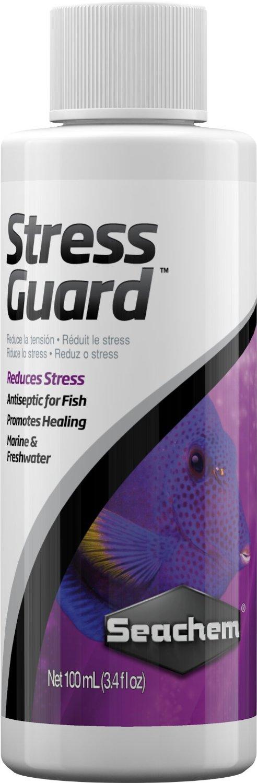 SEACHEM StressGuard 100 ml cicatrisant pour poissons
