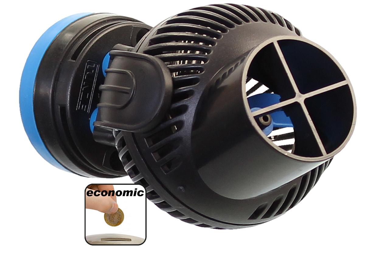TUNZE NanoStream 6015 pompe de brassage 1800 L/h pour aquariums marins et récifaux de 40 à 200L