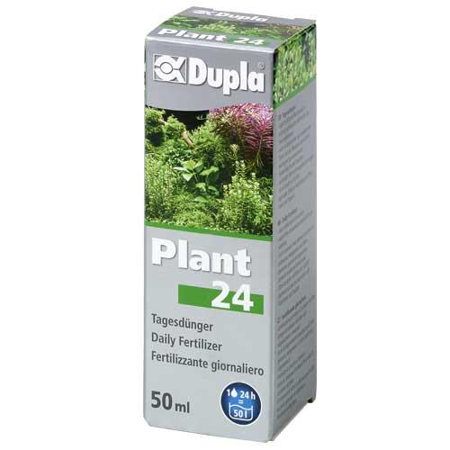 DUPLA Plant 24 50ml engrais liquide journalier pour plantes d\'aquariums d\'eau douce