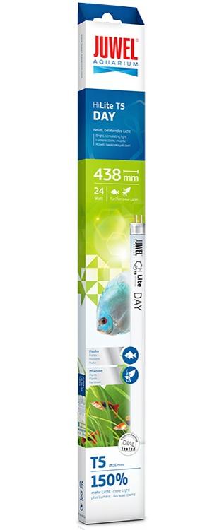 JUWEL High Light Day tube T5 lumière du jour favorise la pousse des plantes et met en valeur les couleurs des poissons. 6 longueurs aux choix