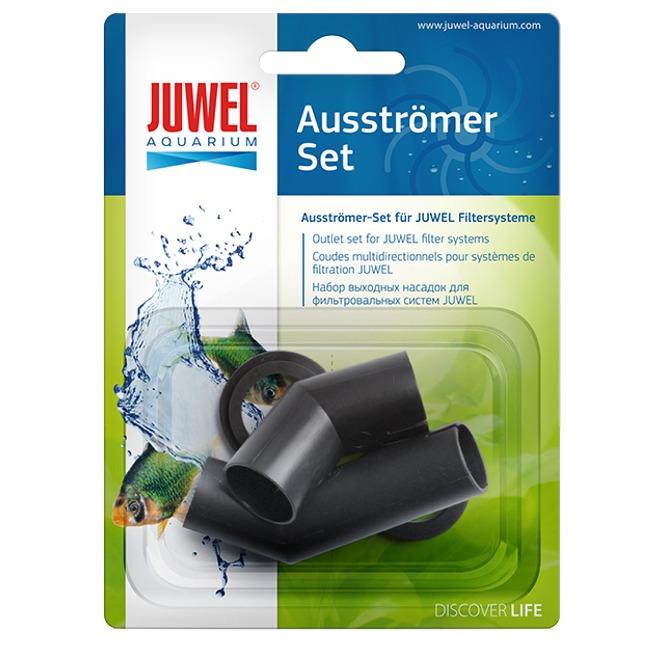 JUWEL Kit 2 coudes multidirectionnel pour pompe Juwel